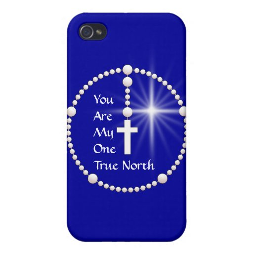 Rechtweisend Nord-Rosenbeet iPhone 4 Case