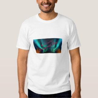 Rechtweisend Nord stark und frei T Shirt