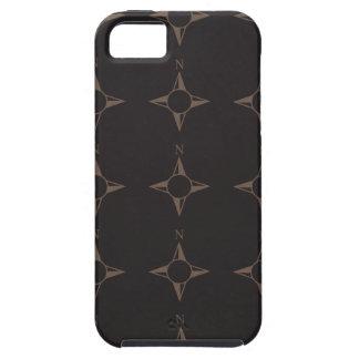 Rechtweisend Nordbraun Schutzhülle Fürs iPhone 5