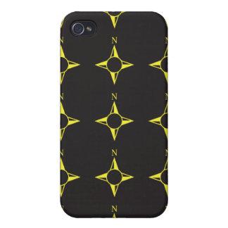Rechtweisend Nordgelb iPhone 4/4S Case