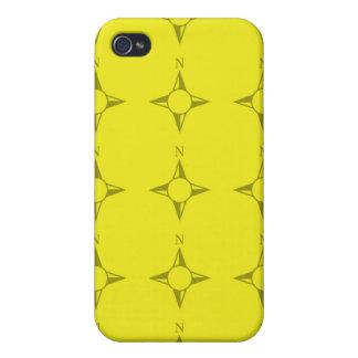 Rechtweisend Nordgelbs Etui Fürs iPhone 4