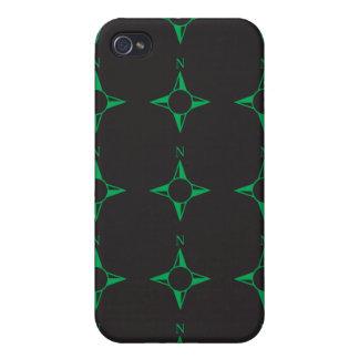 Rechtweisend Nordgrün Etui Fürs iPhone 4
