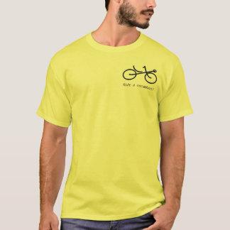 Recmbent2, erhalten 'verbogen! , Reiten Sie T-Shirt