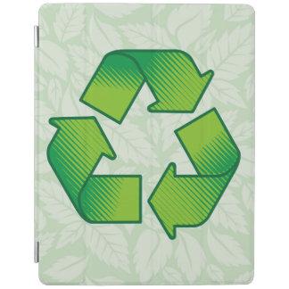 Recyceln des Symbols iPad Smart Cover