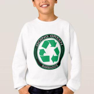Recyceln Sie Barbados Sweatshirt