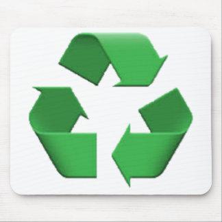 Recyceln Sie - Emoji Mousepad