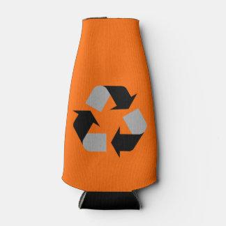 Recyceln Sie Flaschenkühler