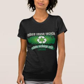 Recyceln Sie Lansing T-Shirt