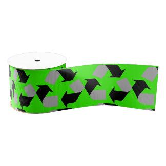 Recyceln Sie Ripsband