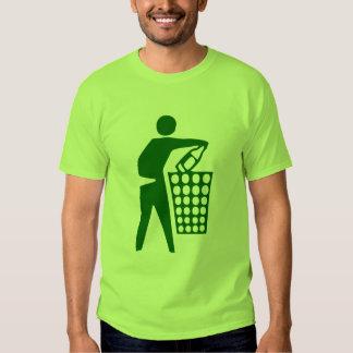 Recyceln Sie Shirt