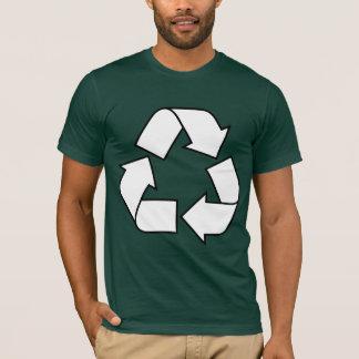 Recyceln Sie Symbol T-Shirt