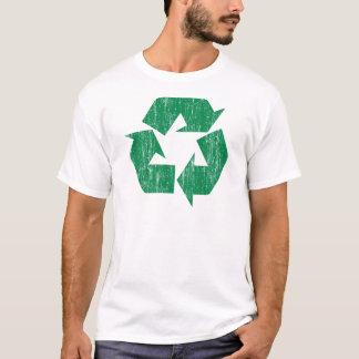 Recyceln Sie T - Shirts für Erdtag