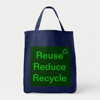 Recyceln Tragetasche