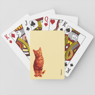 Red Cat_. Spielkarten