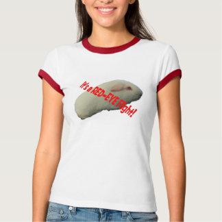 Red Eye-Meerschweinchen T-Shirt