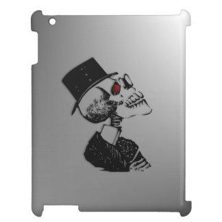 Red Eye-Skelett iPad Hülle