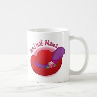 Red Hat-Mutter Kaffeetasse