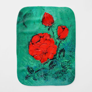 red roses spucktuch