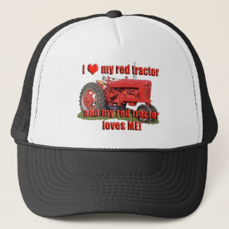 red_tractor_love truckerkappe