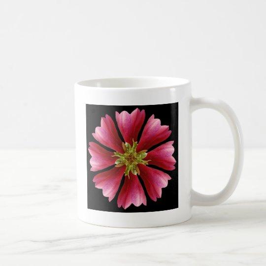 Red Tulip Tree Kaffeetasse