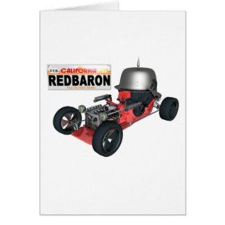 RedBaron Karte