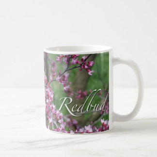 Redbud Blumen Kaffeetasse