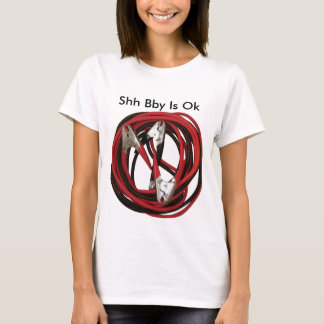 reddit meme Shh Bby ist okaypullover-Kabel T-Shirt