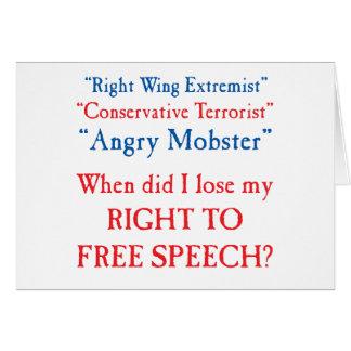 Redefreiheit?? Karte