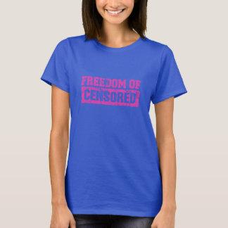 Redefreiheit möglicherweise nicht so T-Shirt