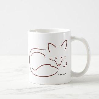 RedFox Kaffeetasse