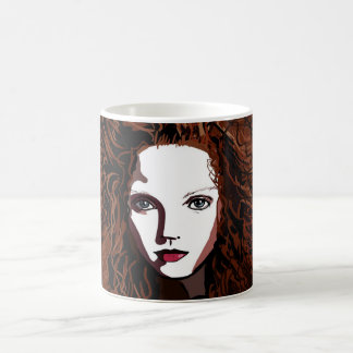 Redhead Kaffeetasse