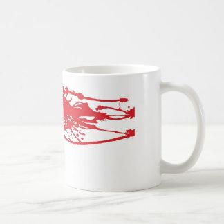 Redhead-Spritzer Kaffeetasse