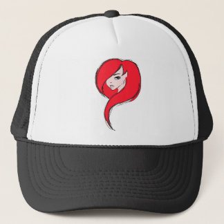 Redhead Truckerkappe