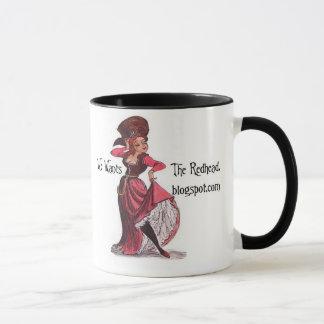 Redheadblog-Tasse Tasse