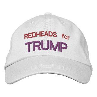 REDHEADS für TRUMPF Bestickte Kappe