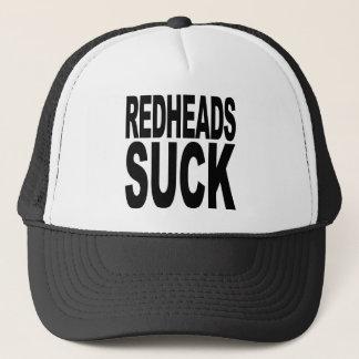 Redheads sind zum Kotzen Truckerkappe
