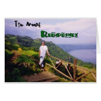 Redipusmex Album-Abdeckung Karte