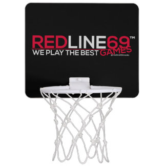 Redline69 Spiele - MiniBasketballkorb Mini Basketball Netz