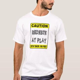 Redneck am Spiel T-Shirt