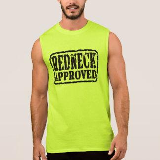 Redneck anerkannt ärmelloses shirt