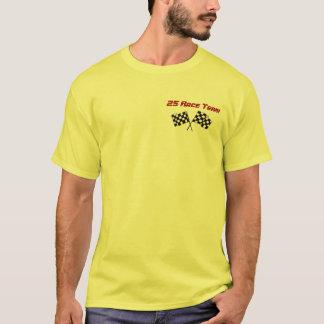 Redneck, der Shirt läuft