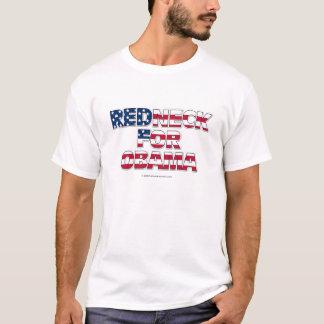 Redneck für Obama-T - Shirt