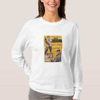 Reet zierliches und gegangenes Louis Jordan-Bild T-Shirt