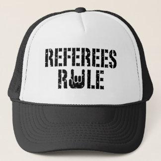 Referent-Regel Truckerkappe