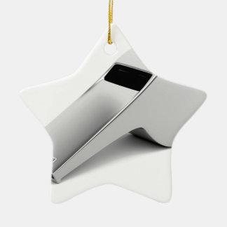 Referentpfeife Keramik Ornament