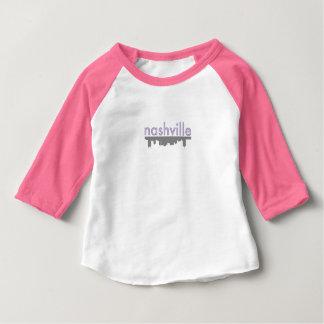 Reflektierendes Baby-Shirt Nashvilles Baby T-shirt