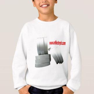 Reflektor-reflektierende graue Band-Reflektoren Sweatshirt