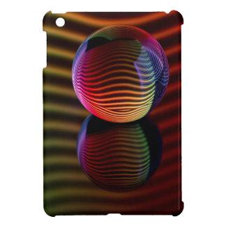 Reflexionen im Kristallball iPad Mini Hülle