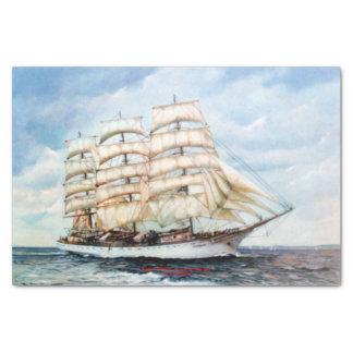 Regatta Cutty Sark/Cutty Sark Tall Ships' Race Seidenpapier