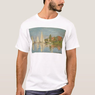 Regatta in Argenteuil (1872) T-Shirt